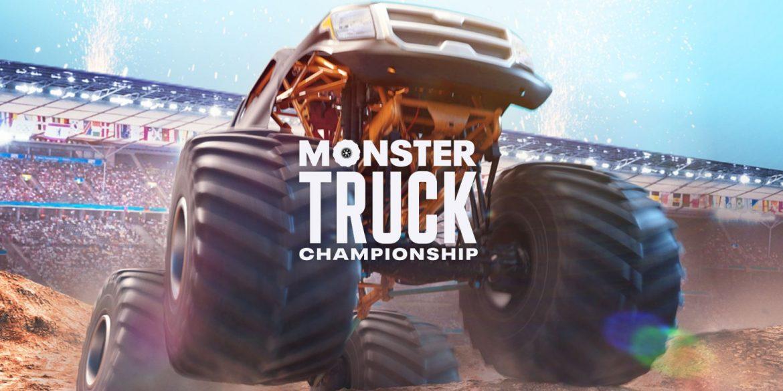 Monster Truck Championship Naslovna