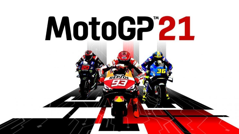 MotoGP 21 Naslovna