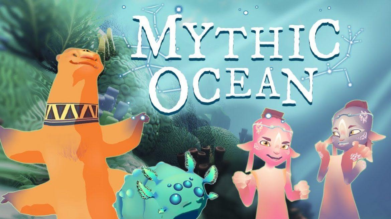 Mythic Ocean Naslovna