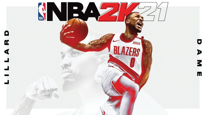 NBA 2K21 Naslovna