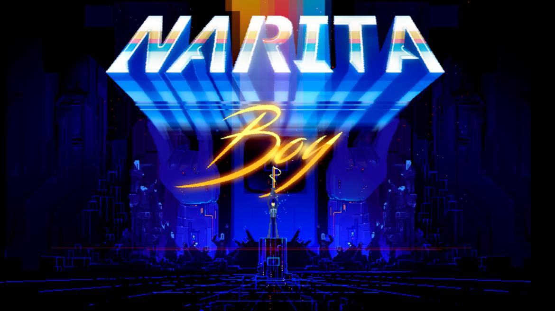 Narita Boy Naslovna