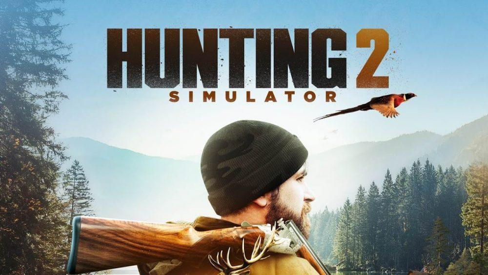 Hunting Simulator 2 Naslovna