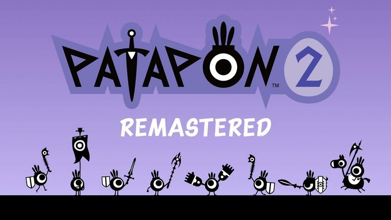 Patapon 2 Remastered Naslovna