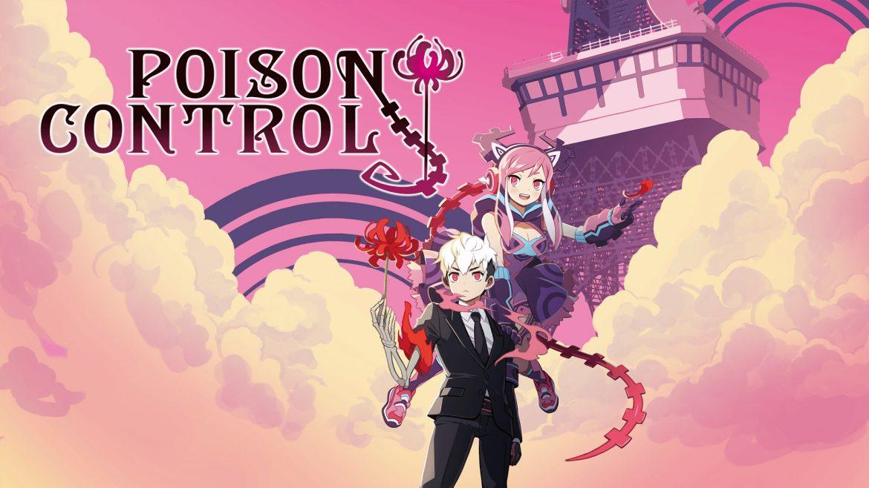 Poison Control Naslovna