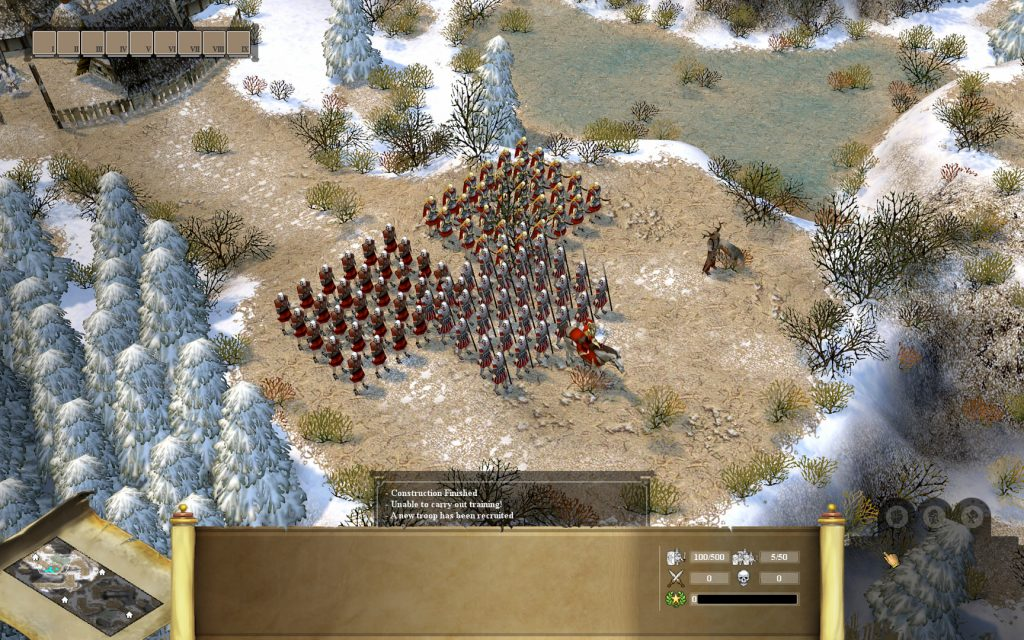 Praetorians HD