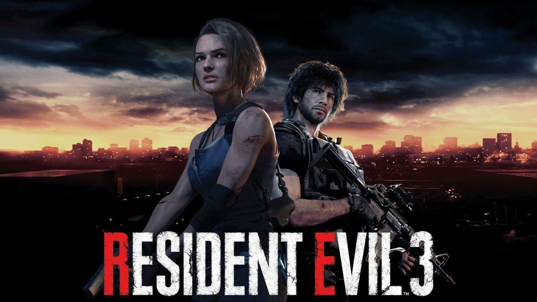 Resident Evil 3 Naslovna