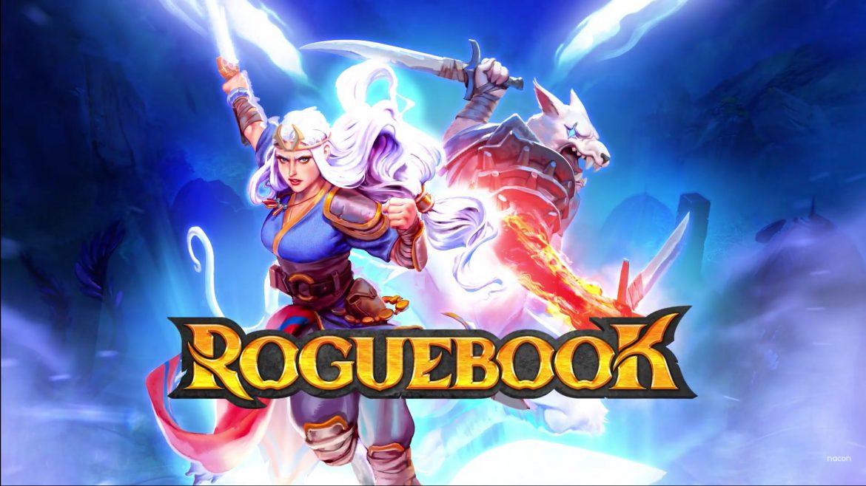 Roguebook Naslovna