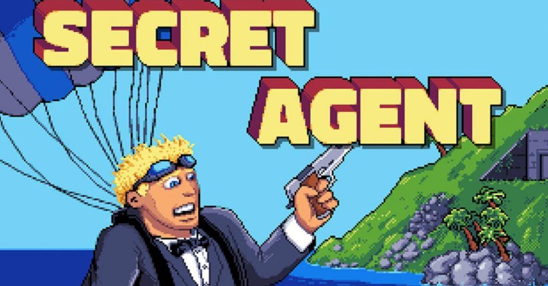Secret Agent HD Naslovna