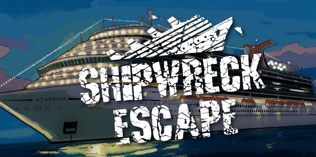 Shipwreck Escape Naslovna