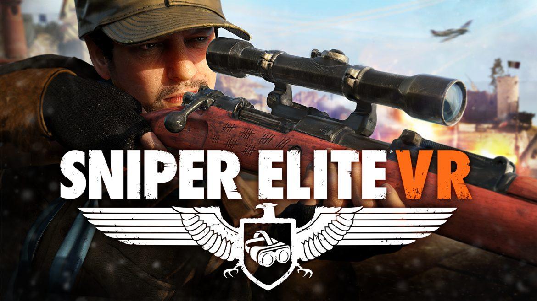 Sniper Elite VR Naslovna