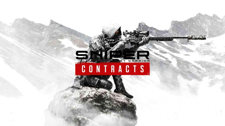 Sniper Ghost Warrior Contracts Naslovna