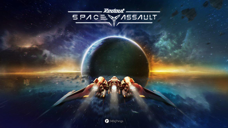 Space Assault Naslovna