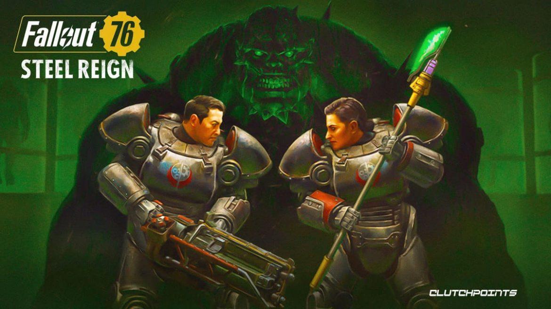Fallout 76 Naslovna