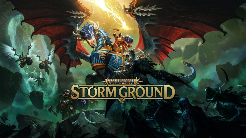 Storm Ground Naslovna