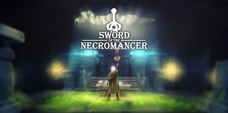 Sword of the Necromancer Naslovna