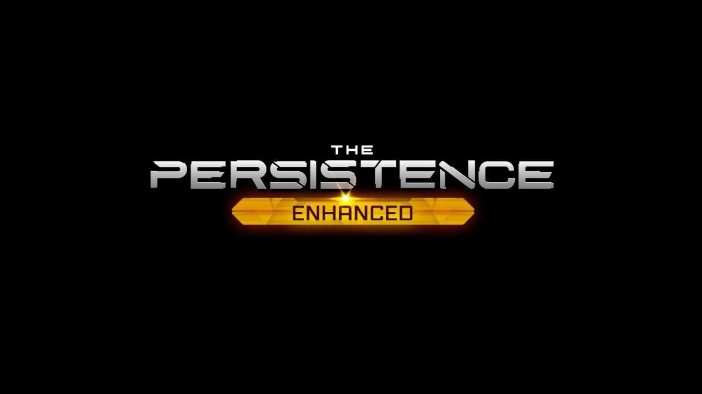 The Persistence Enhanced Naslovna