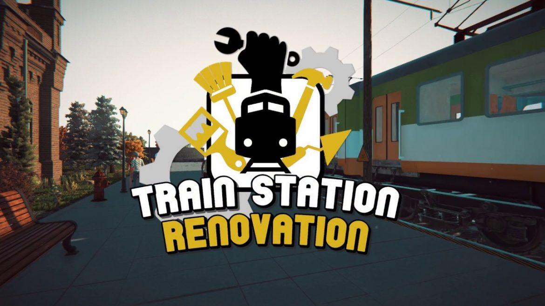 Train Station Renovation Naslovna