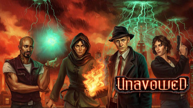 Unavowed Naslovna