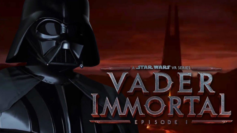 Vader Immortal A Star Wars VR Series Naslovna