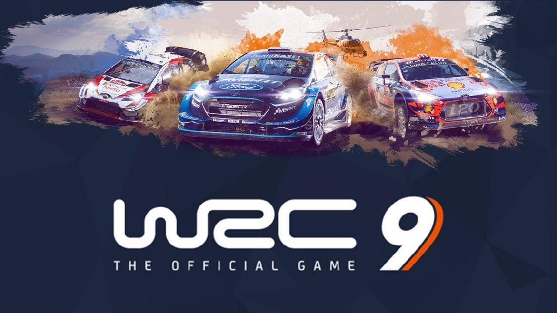 WRC 9 Naslovna
