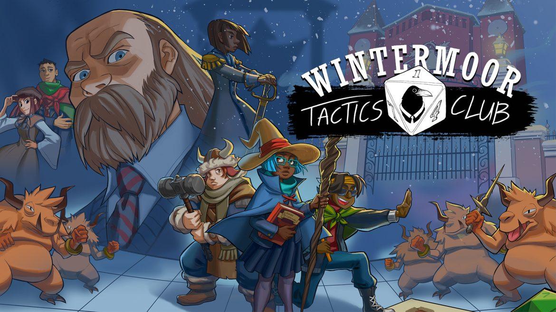 Wintermoor Tactics Club Naslovna