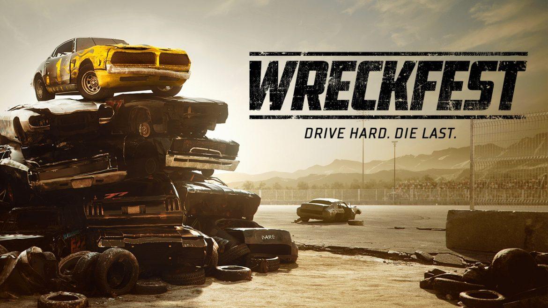 Wreckfest Naslovna