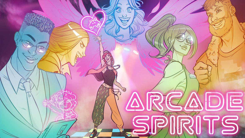 Arcade Spirits Naslovna