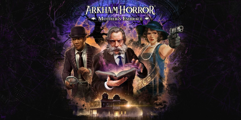 Arkham Horror Naslovna