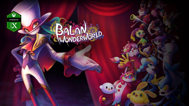Balan Wonderworld Naslovna