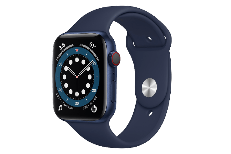 Apple Watch Series 6 Naslovna