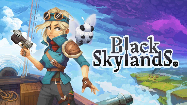 Black Skylands Naslovna
