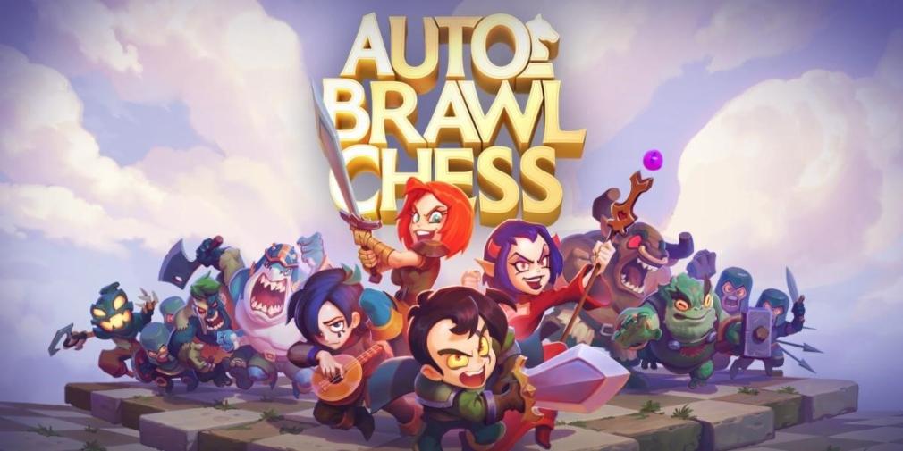 Brawl Chess Naslovna