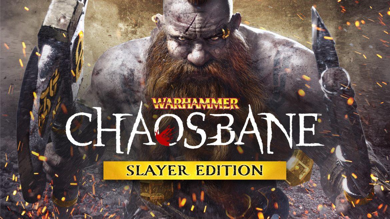 Chaosbane Slayer Edition Naslovna