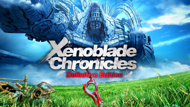 Xenoblade Chronicles Definitive Edition Naslovna