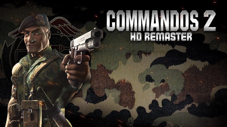Commandos 2 HD Naslovna