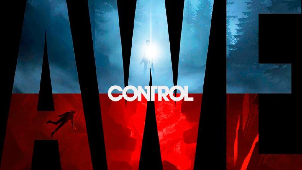 Control AWE DLC Naslovna