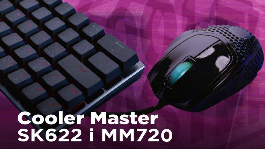 CoolerMaster SK622 & CoolerMaster MM720