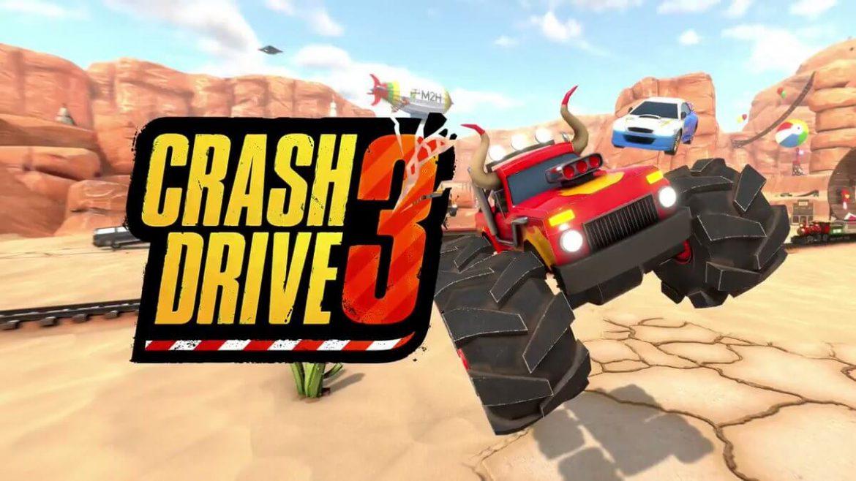 Crash Drive 3 Naslovna