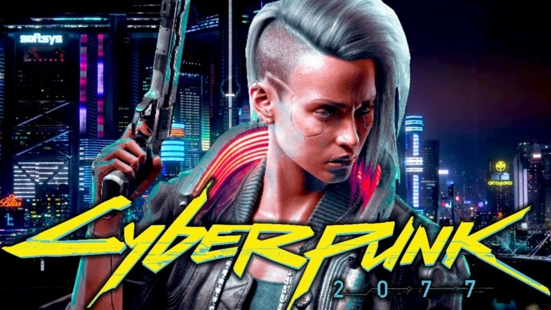 Cyberpunk 2077 Naslovna