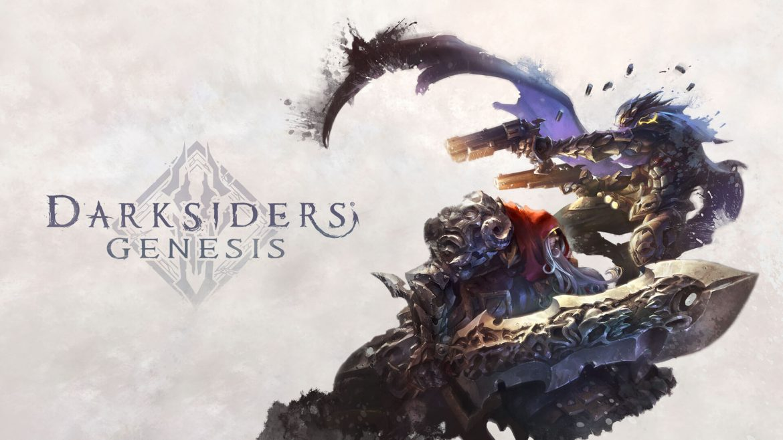 Darksiders Genesis Naslovna
