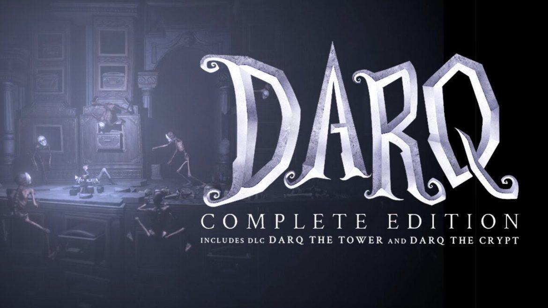 Darq Complete Edition Naslovna