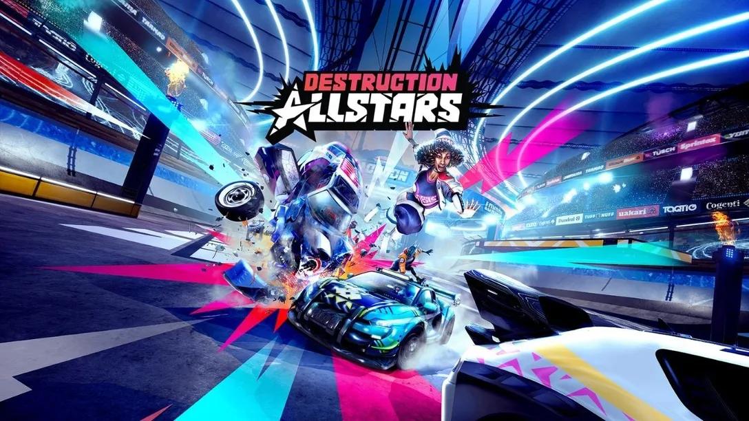 Destruction AllStars Naslovna