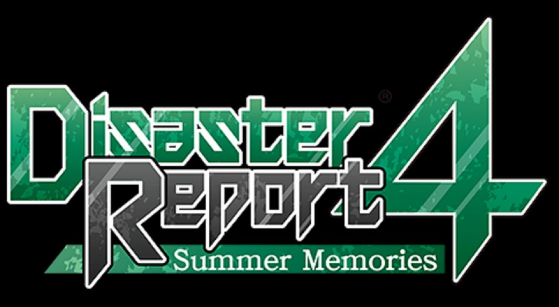 Disaster Report 4 Naslovna