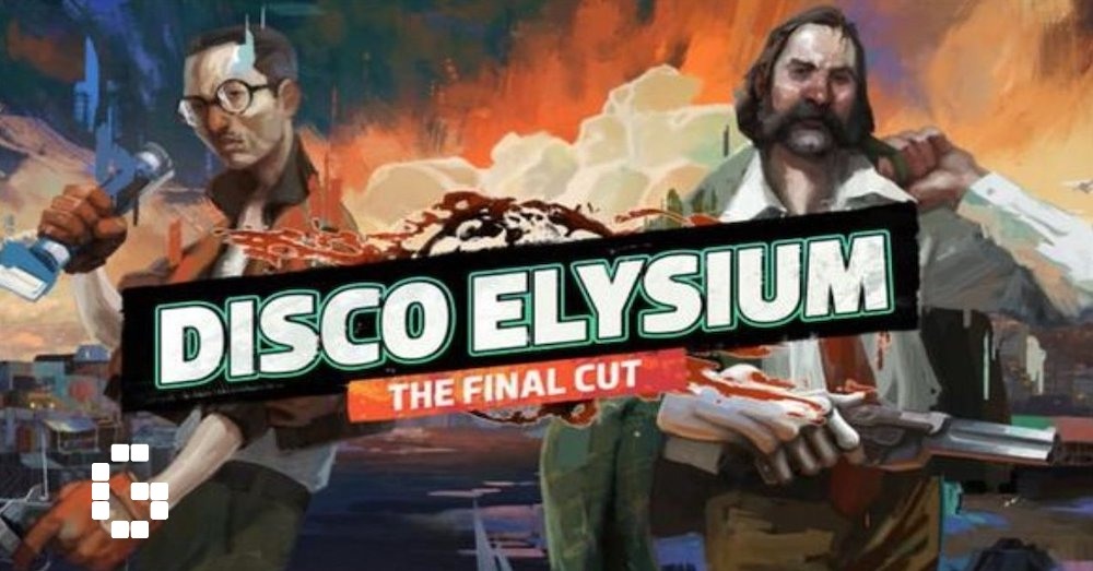Disco Elysium Final Cut (PS5) Naslovna