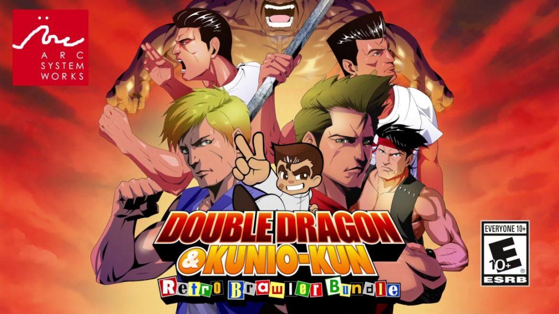 Double Dragon & Kunio-kun Naslovna