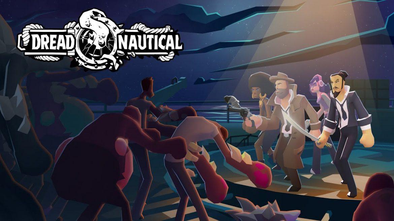 Dread Nautical Naslovna
