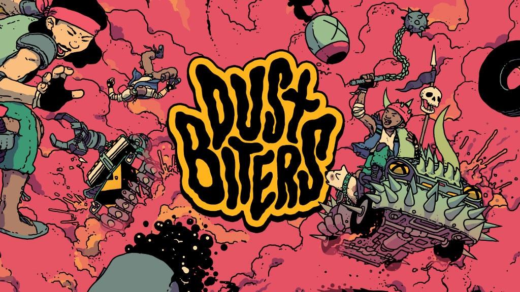 Dustbiters Naslovna