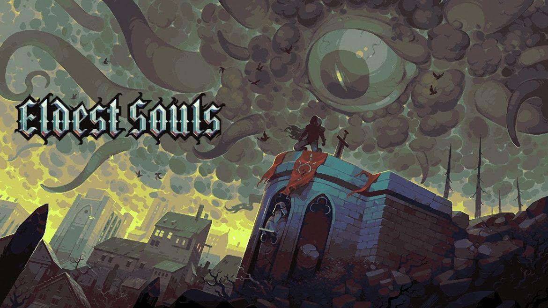 Eldest Souls (PS5) Naslovna