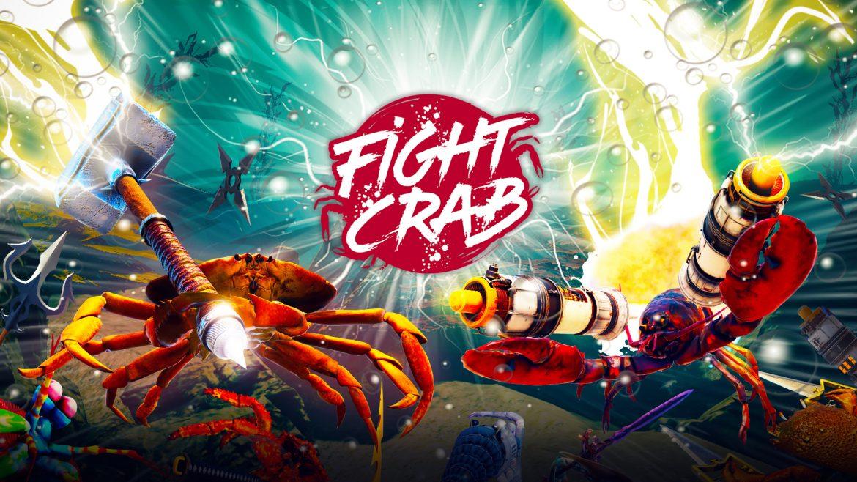 Fight Crab Naslovna