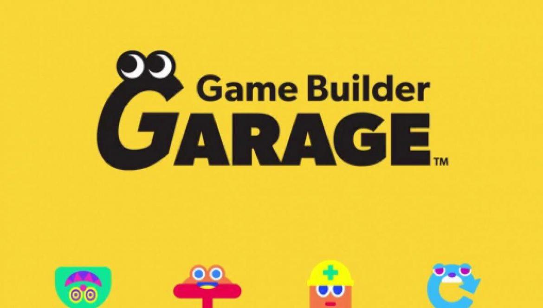 Game Builder Garage Naslovna